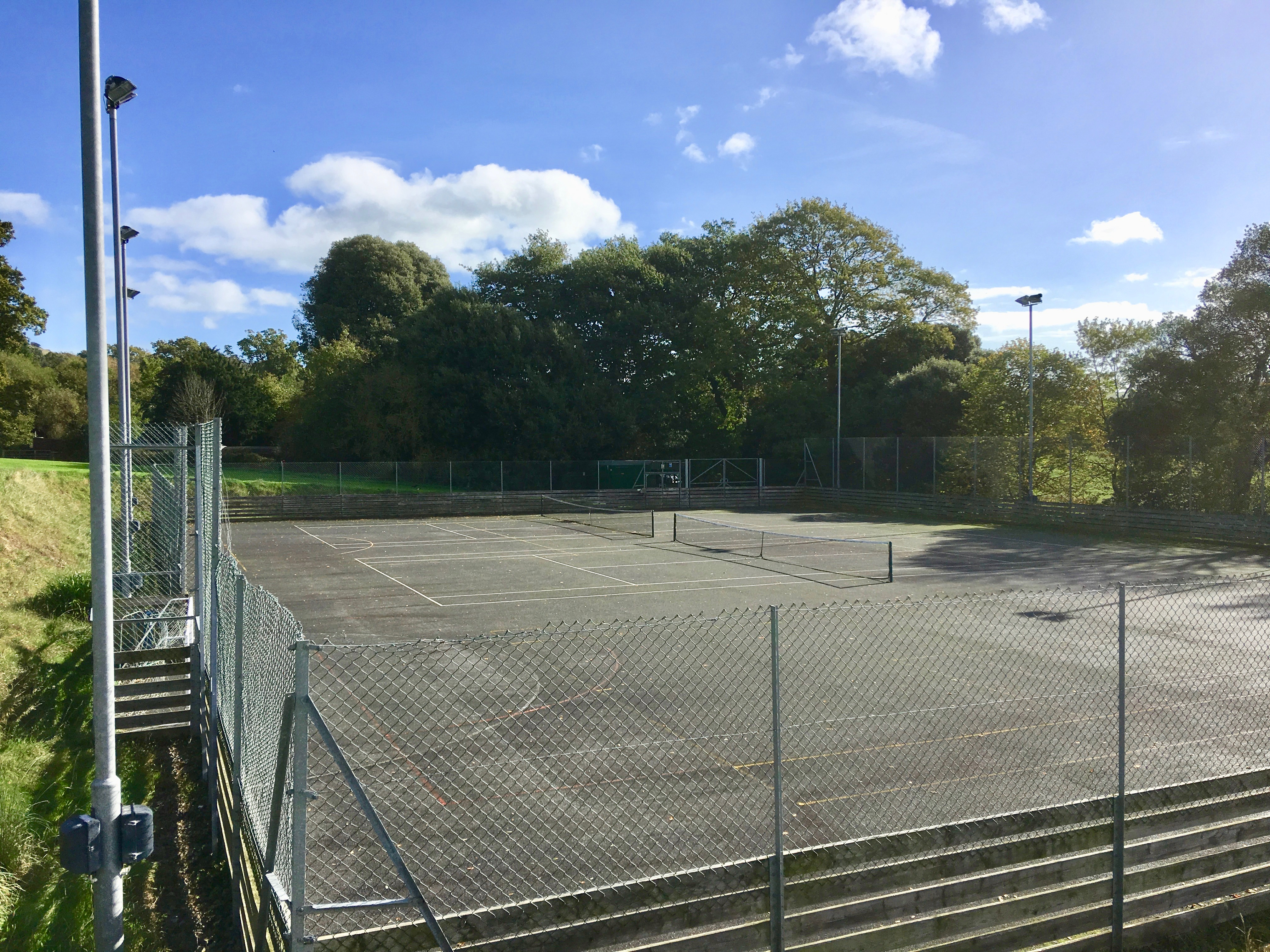 Photo of Multi Use Games Court at the Lawns